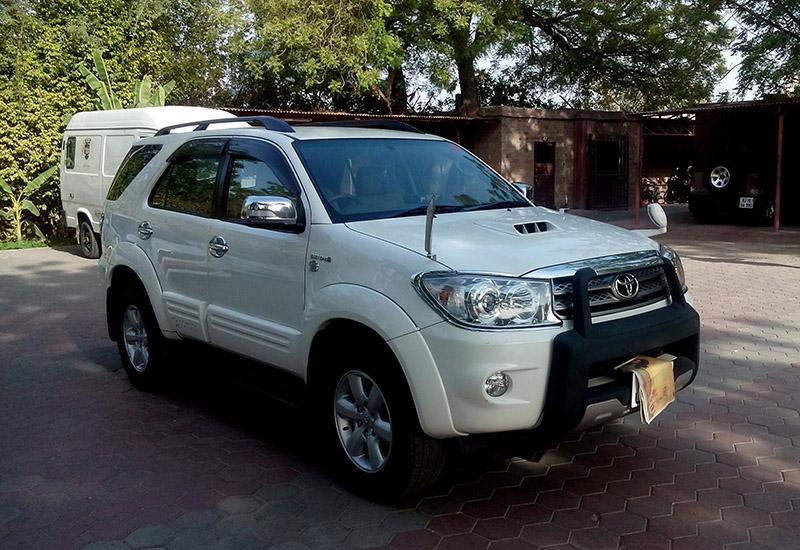 Namaste Rajasthan Car rental 1