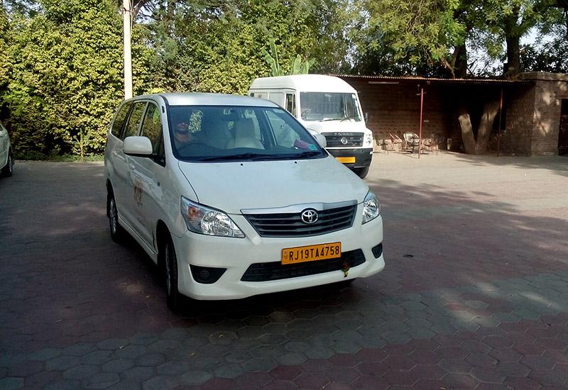 Namaste Rajasthan Car rental 2