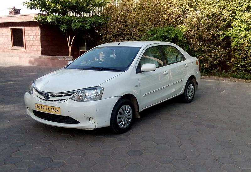 Namaste Rajasthan Car rental 5