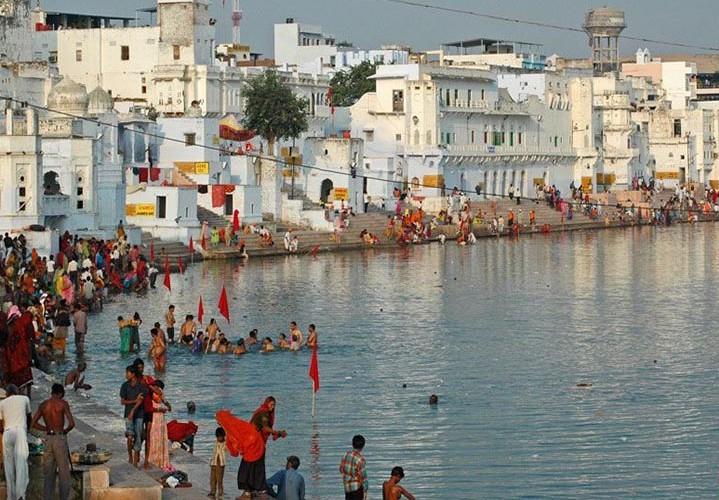 Pushkar City Near Ajmer